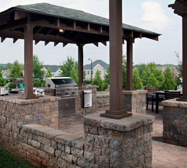 Outdoor living in Centennial