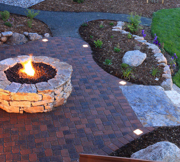 Fireplace | Outdoor living