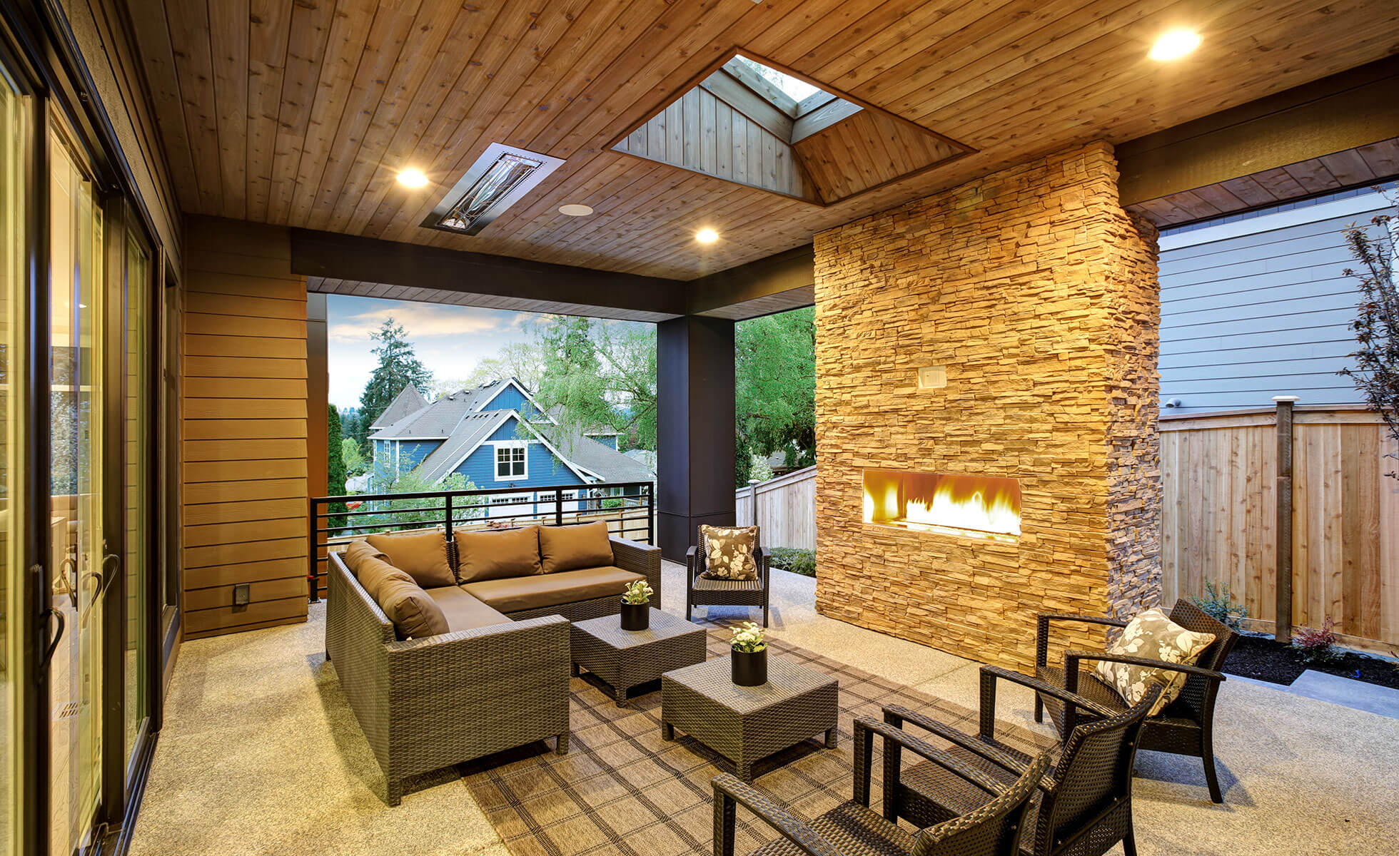Landscaping in Highlands Ranch CO